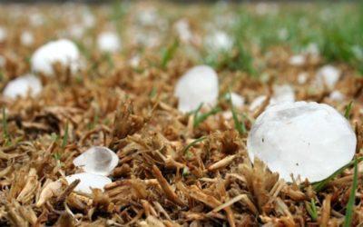 Hail Damage & Your AC